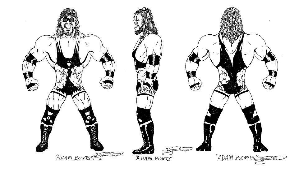 the official justtoys bend em thread wrestlingfigs com wwe